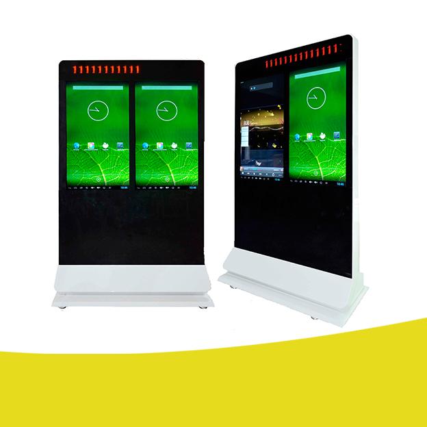 多屏液晶广告机D3